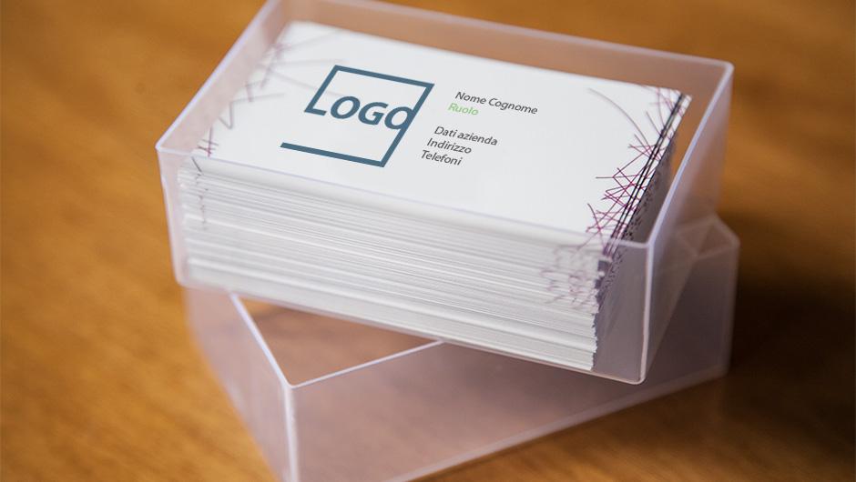 Stampa online biglietti e cartoline personalizzati con for Biglietti da visita online
