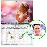 Calendari giorni personalizzati